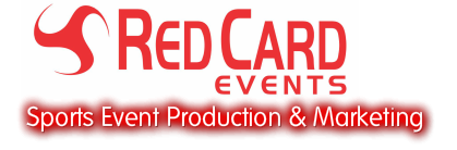 RED CARD EVENTS Sport Event Production and Marketing